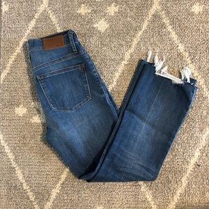 Madewell // Cali Demin Boot Jean